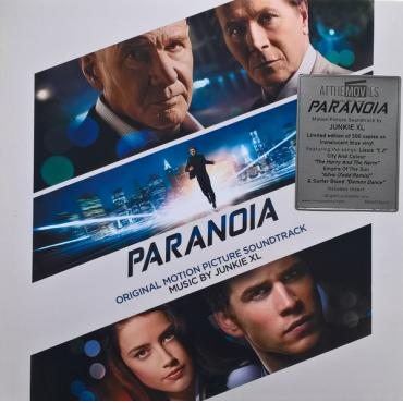 Paranoia (Original Motion Picture Soundtrack)  - Junkie XL