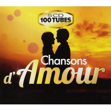 100 TUBES CHANSONS D AMOUR - VARIOUS ARTISTS