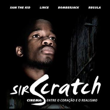 LP-SIR SCRATCH-CINEMA                 -LP- -