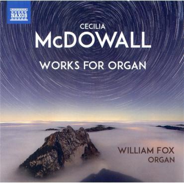 Works For Organ - Cecilia McDowall