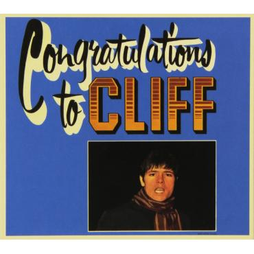 Congratulations To Cliff  - Cliff Richard
