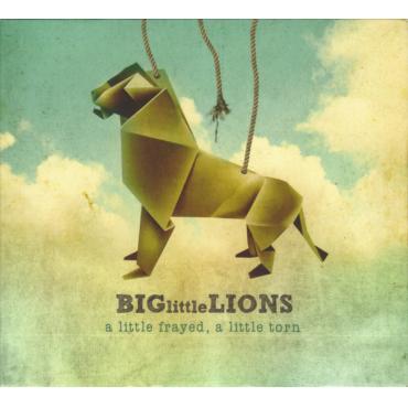 A Little Frayed, A Little Torn - The Lions