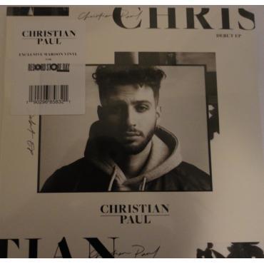 Debut EP - Christian Paul