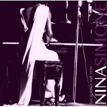 Live At Town Hall 1959 - Nina Simone