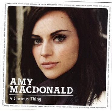A Curious Thing - Amy MacDonald