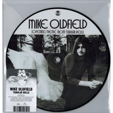 Opening Theme From Tubular Bells - Mike Oldfield