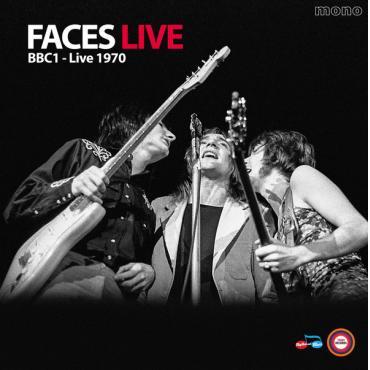 BBC1 - Live 1970  - Faces