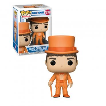 LLOYD CHRISTMAS IN TUX #1039-FUNKO POP! MOVIES DUMB AND DUMBER  -