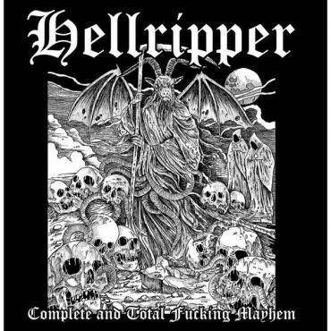 Complete And Total Fucking Mayhem  - Hellripper