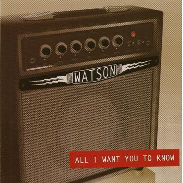 All I Want You To Know - Rob Watson