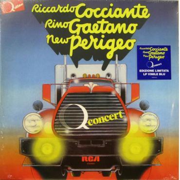 Q Concert - Riccardo Cocciante