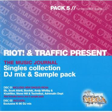 Riot! & Traffic Present The Music Journal Pack 5 - Various Production
