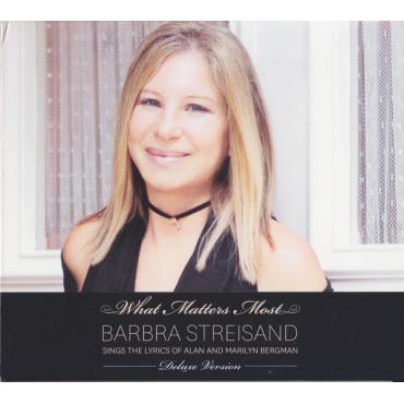What Matters Most - Barbra Streisand