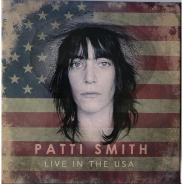 Live In The USA - Patti Smith