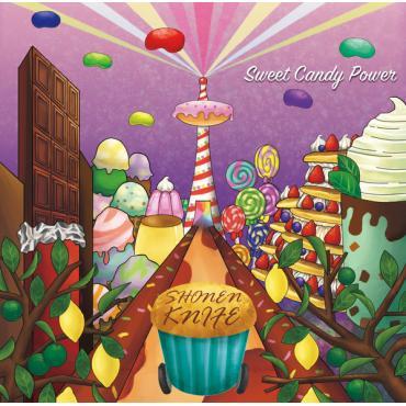 Sweet Candy Power - Shonen Knife