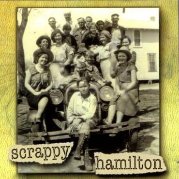At Rock Bottom - Scrappy Hamilton