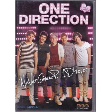 Never Give Up: 1D 4ever - One Direction