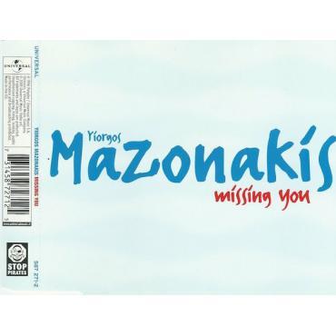 Missing You - Γιώργος Μαζωνάκης