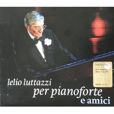 Per Pianoforte E Amici - Lelio Luttazzi