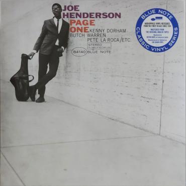 Page One - Joe Henderson
