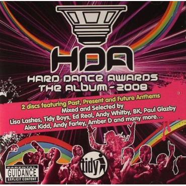 Hard Dance Awards The Album 2008  - Various Production