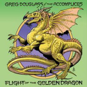 Flight Of The Golden Dragon - Greg Douglass