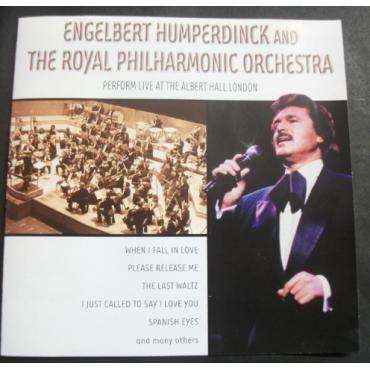 Engelbert Humperdinck And The Royal Philharmonic Orchestra - Engelbert Humperdinck