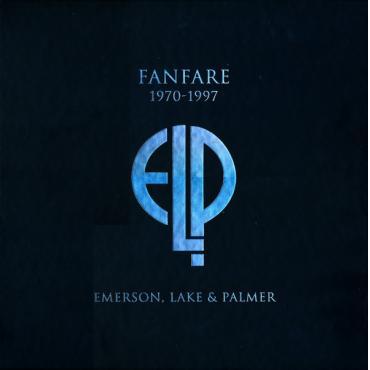 Fanfare 1970 - 1997 - Emerson, Lake & Palmer