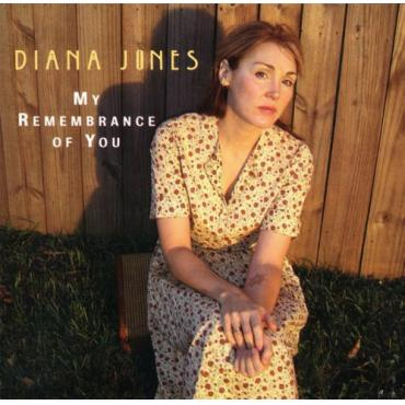 My Remembrance Of You - Diana Jones