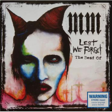 Lest We Forget - The Best Of - Marilyn Manson