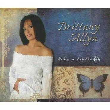 Like A Butterfly - Brittany Allyn