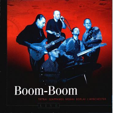 Live - Boom Boom Satellites