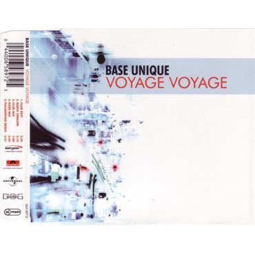 Voyage Voyage - Base Unique