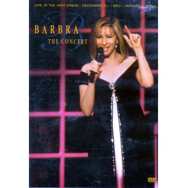 The Concert (Live At The MGM Grand - December 31, 1993 / January 1,1994) - Barbra Streisand