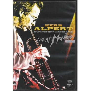 Live At Montreux 1996 - Herb Alpert