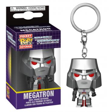 Transformers: Funko Pop! Keychain - Megatron (Portachiavi) -