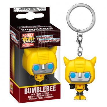 Transformers: Funko Pop! Keychain - Bumblebee (Portachiavi) -