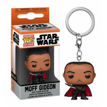 Star Wars: Funko Pop! Keychains - Mandalorian (The) - Moff Gideon (Portachiavi) -