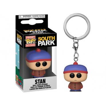 South Park: Funko Pop! Keychain - Stan (Portachiavi) -