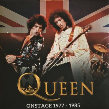 Onstage 1977 - 1985  - Queen