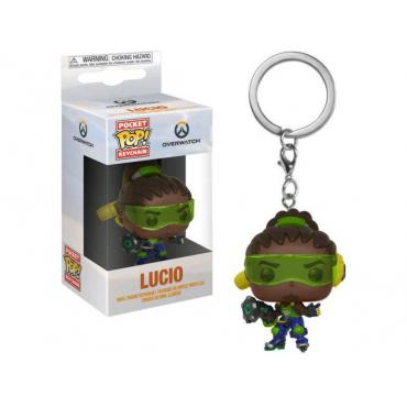 Funko Pop! Keychain - Overwatch - Lucio -