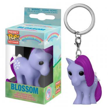 My Little Pony: Funko Pop! Keychain - Blossom (Portachiavi) -