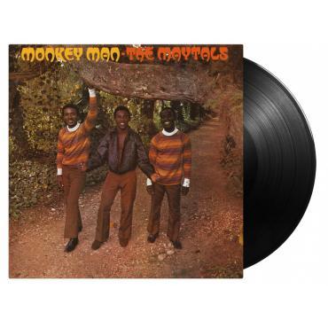 Monkey Man (1Lp Black) - MAYTALS