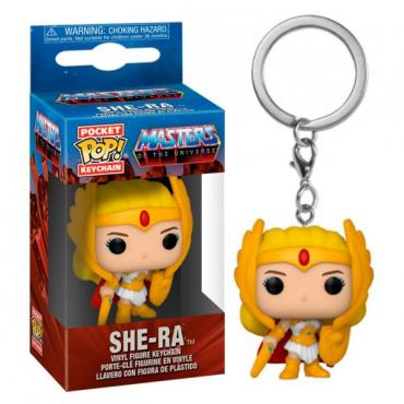 Masters Of The Universe: Funko Pop! Keychain - Classic She-Ra -