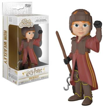 Funko Rock Candy - Harry Potter - Ron In Quidditch Uniform -