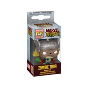 Funko Pop! Keychain: - Marvel Zombies- Thor -