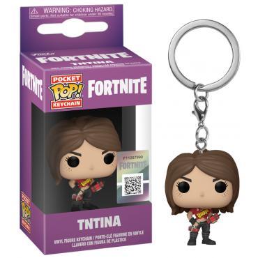 Fortnite: Funko Pop! Keychain - Tntina -