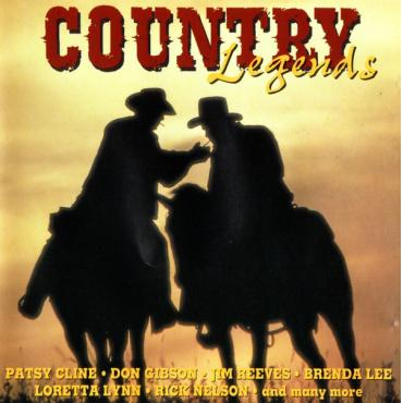 Country Legends - Various Production