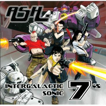 "Intergalactic Sonic 7""s - Ash"