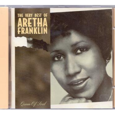 Queen Of Soul: The Very Best Of Aretha Franklin - Aretha Franklin